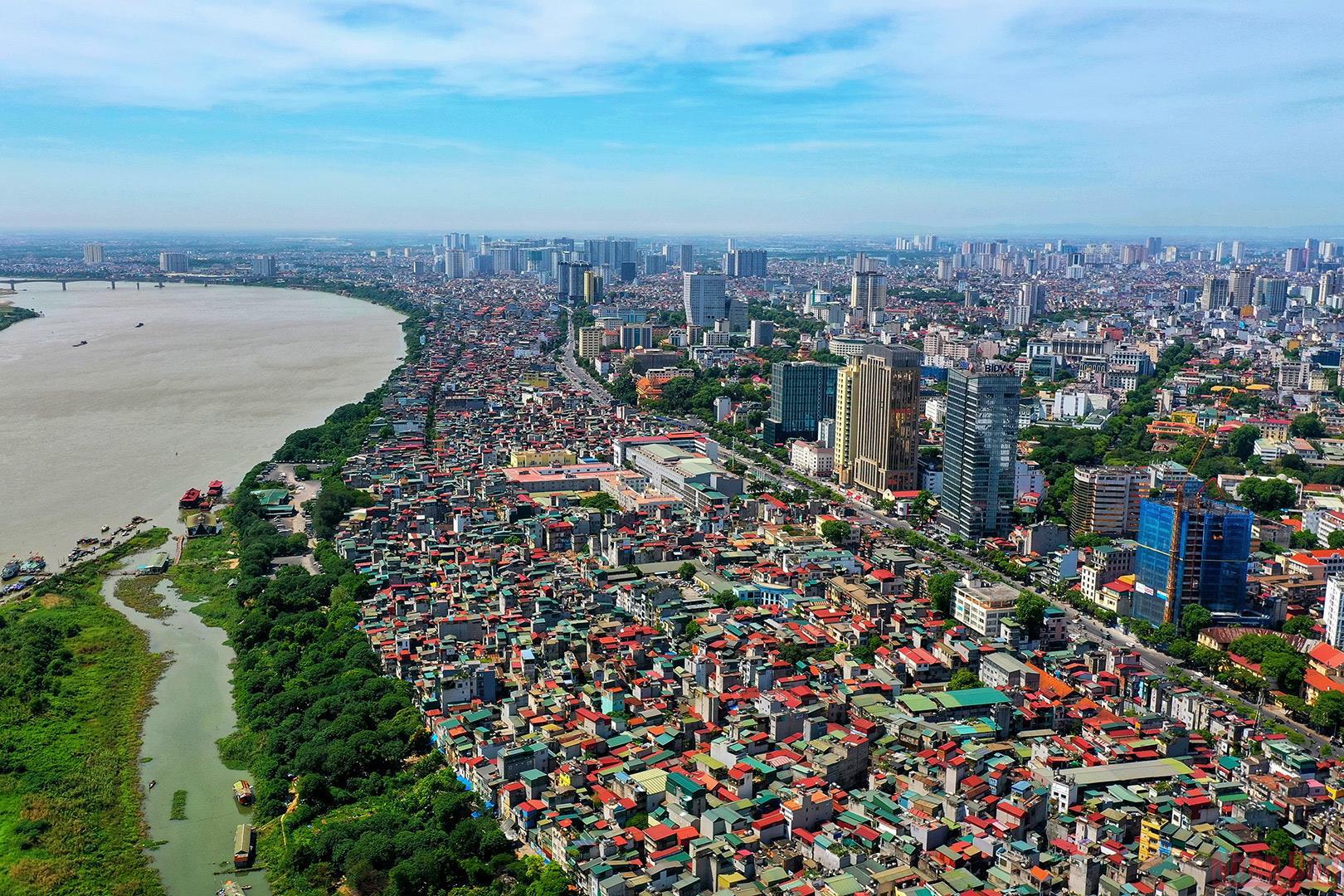 Hà Nội cần hơn 330.000 tỷ cho 443 dự án hạ tầng giao thông giai đoạn 5 năm tới