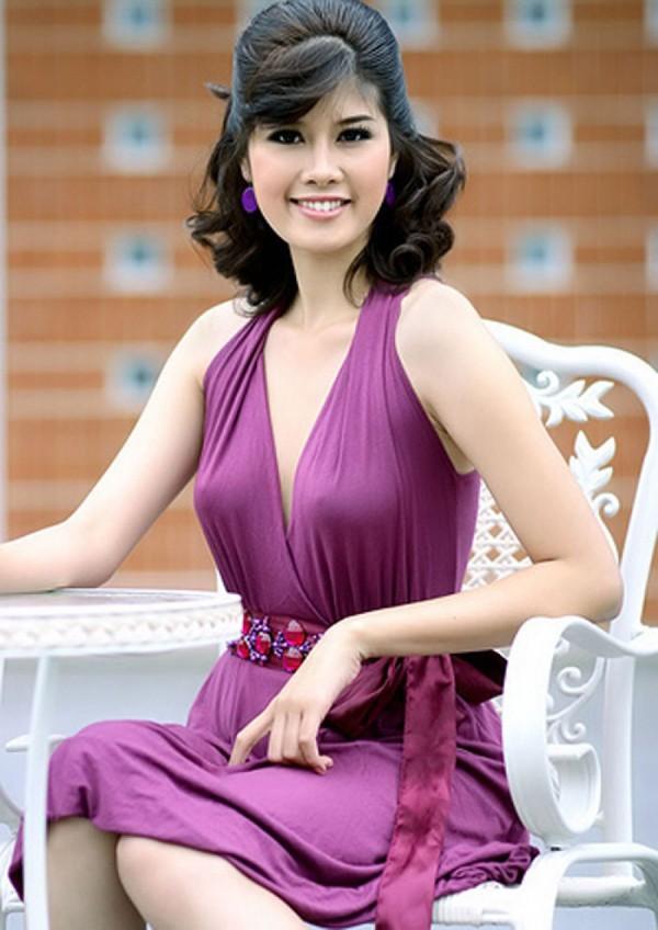 Cuộc sống của Hoa hậu độc nhất vô nhị Việt Nam gây nuối tiếc vì giải nghệ quá sớm - Ảnh 4.
