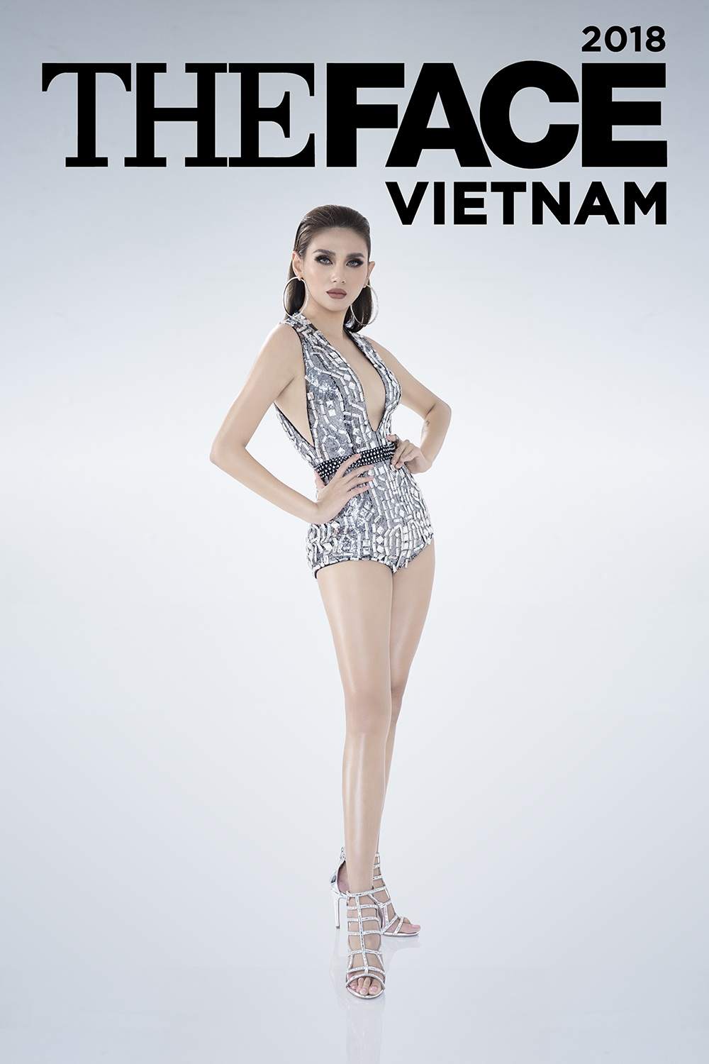 bo tu the face viet nam 2018 do ve sang chanh trong loat anh poster