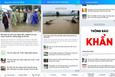 OTT góp phần thông tin diễn biến mưa, lũ lụt miền trung thêm nhanh chóng