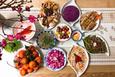 Tối nay ăn gì: Gợi ý thực đơn tất niên ở hai miền Bắc - Nam
