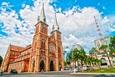 Nhà thờ Đức Bà Sài Gòn nằm trong danh sách 19 thánh đường đẹp nhất thế giới