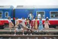 Đường sắt giảm giá vé lên đến 40% thu hút du khách trong dịp hè