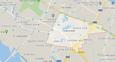 Vị trí 5 đường sẽ mở theo qui hoạch ở phường Thạch Bàn, Long Biên, Hà Nội