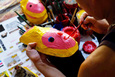 Du lịch dịp Trung Thu: Ghé thăm làng nghề đồ chơi dân gian gần Hà Nội