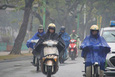 Thời tiết Hà Nội hôm nay 27/2: Không khí lạnh tiếp tục gây mưa rét, Hải Phòng mưa đôi khi nặng hạt