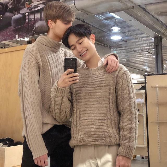 Hủ nữ ráo riết tìm thông tin về cặp mỹ nam người Hàn và Canada vì quá đẹp đôi - Ảnh 14.