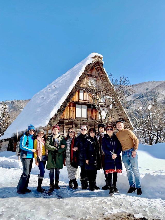Nam Cường chia sẻ bí kíp sống ảo khi du lịch Nhật Bản mùa tuyết trắng  - Ảnh 5.