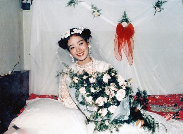 Chiều Xuân nhớ lại những chi tiết thú vị của đám cưới 32 năm trước - Ảnh 3.