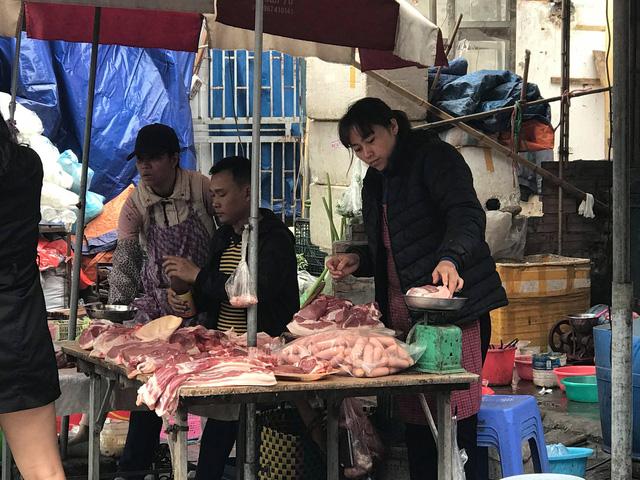 The forecast prices for pork fourth day: The proposal to establish distribution points safe pork stimulus - Photo 1.