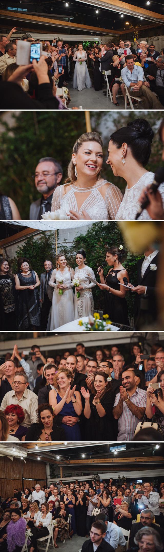 Đám cưới hạnh phúc của cặp đồng tính nữ Israel  - Ảnh 7.