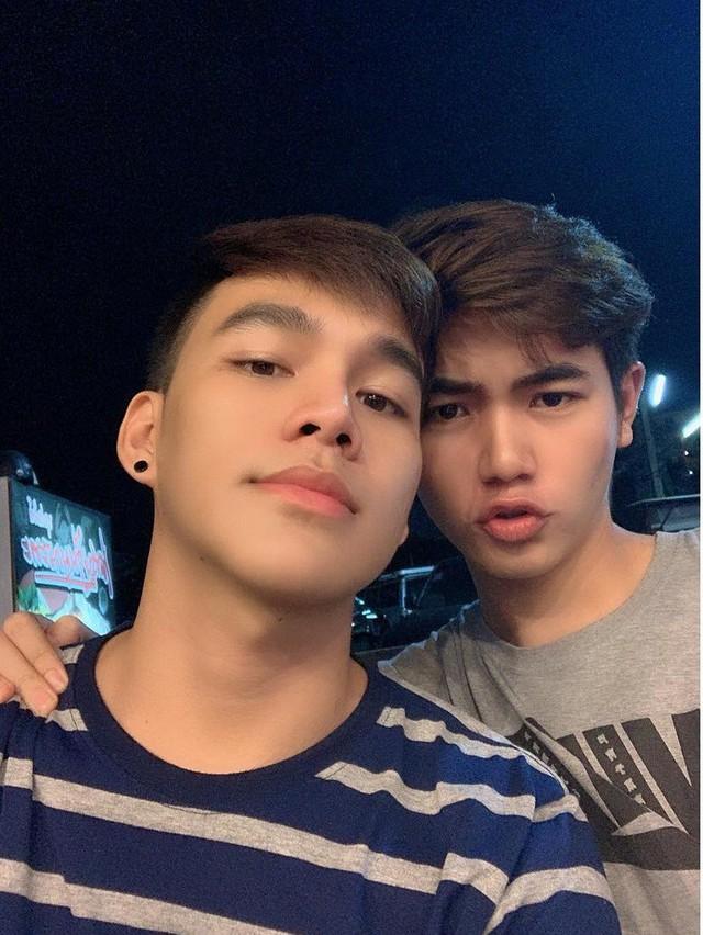 Cặp đồng tính Thái Lan khiến các hủ nữ bấn loạn vì quá đẹp đôi - Ảnh 6.