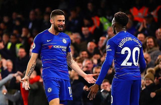 Chelsea đẩy MU xuống vị trí thứ 6 tại Premier League - Ảnh 1.