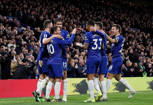 Chelsea đẩy MU xuống vị trí thứ 6 tại Premier League - Ảnh 2.