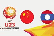 Thi triển tuyệt chiêu 'taca dada', U23 Trung Quốc thắng đậm U23 Lào, giành ngôi đầu bảng