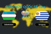 Nhận định Uzbekistan vs Uruguay, China Cup 2019