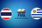 Nhận định Thái Lan vs Uruguay, giao hữu quốc tế China Cup 2019