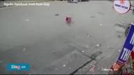 Xác định danh tính tài xế gây tai nạn liên hoàn ở Hà Nội