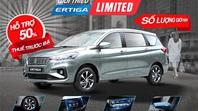 Cơ hội vàng mua ô tô Suzuki nhập khẩu nhận ngay hỗ trợ lệ phí trước bạ trong tháng 6