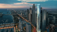 Chiêm ngưỡng siêu khách sạn cao nhất thế giới tại Dubai