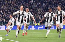 Ronaldo lập hattrick thần thánh, Juventus ngược dòng kinh điển hạ Atletico, giành vé tứ kết Champions League