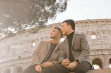 Chuyện tình 'đũa lệch' của cặp đồng tính nam: 'Tìm hiểu nhau qua những ly trà sữa'