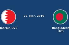 Nhận định U23 Bahrain vs U23 Bangladesh, vòng loại U23 châu Á 2020