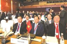 Interpol trong đấu trang phòng chống tội phạm ở Việt Nam