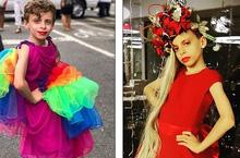 'Drag queen' trẻ tuổi nhất thế giới thành lập câu lạc bộ cho đứa trẻ thích giả gái