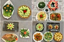 Mẹ nấu nhiều món ngon cho bữa cơm hàng ngày để dạy con gái cách chăm sóc bản thân