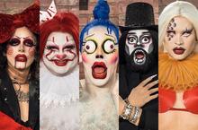Sửng sốt trước những màn hóa trang Halloween ấn tượng của các Drag Queen