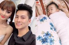 Câu chuyện khao khát có con của Lâm Khánh Chi xuất hiện trên báo Trung Quốc