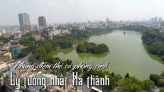 Những hồ nước đẹp của đất Hà thành