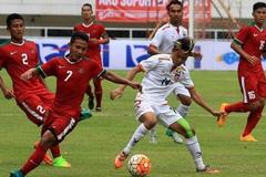 Giao hữu quốc tế: Indonesia xoa dịu nỗi buồn cho đàn em U23