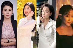 Nhan sắc xinh đẹp của 4 nữ diễn viên 'Những cô gái trong thành phố'