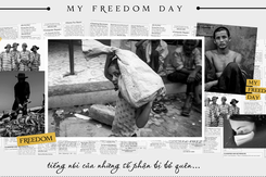 My Freedom Day: Tiếng nói đồng thanh của những số phận bị bỏ quên thời hiện đại