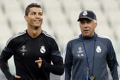 Ancelotti: 'Mọi người chờ Ronaldo giảm phong độ, nhưng vô ích'