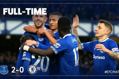 Everton vs Chelsea: Sarri ball bế tắc, quả 11m tai hại khiến The Blues lỡ hẹn top 4