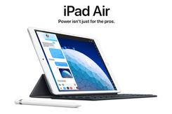 iPad Air 2019 mới ra mắt của Apple có gì đặc biệt?