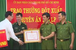 TP HCM thưởng nóng các đơn vị phá chuyên án ma túy  cực lớn từ Tam Giác Vàng về Việt Nam