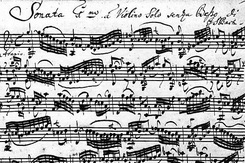 Johann Sebastian Bach nổi tiếng vì cách bố cục tác phẩm không giống ai