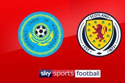 Link xem trực tiếp bóng đá Kazakhstan vs Scotland, 22h00 21/3: Vòng loại Euro 2020