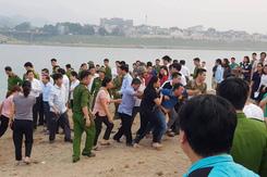 Xác định danh tính 8 học sinh đuối nước ở Hòa Bình
