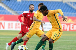 Link xem trực tiếp U23 Đài Loan vs U23 Australia, 17h00 24/3: Vòng loại U23 châu Á
