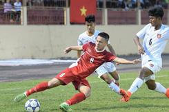 U19 Việt Nam hòa trên thế thắng trước U19 Thái Lan