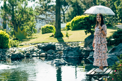 Quán cà phê mới mở phong cách Nhật Bản chiếm trọn trái tim du khách đến Đà Lạt