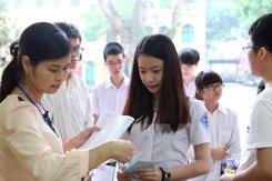 Đề thi giữa học kì 2 môn Toán lớp 9 THCS Nguyễn Trường Tộ năm 2019