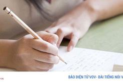 Từ vụ gian lận thi cử: Có nên giữ kỳ thi 'hai trong một' và thi trắc nghiệm?