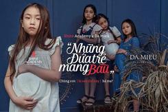 'Những đứa trẻ mang bầu' - Bộ ảnh gây rúng động về xâm hại trẻ em
