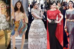Lý Nhã Kỳ: Từ 'thảm hoạ thời trang' đến 'nữ hoàng thảm đỏ' hàng đầu showbiz Việt
